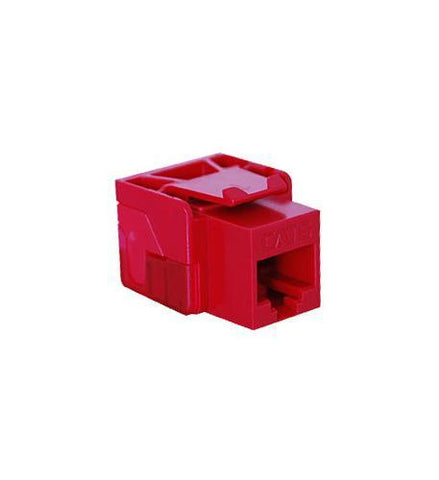 ICC ICC-CAT6JACK-RD IC1078L6RD - Cat6 Jck RED - Peazz.com