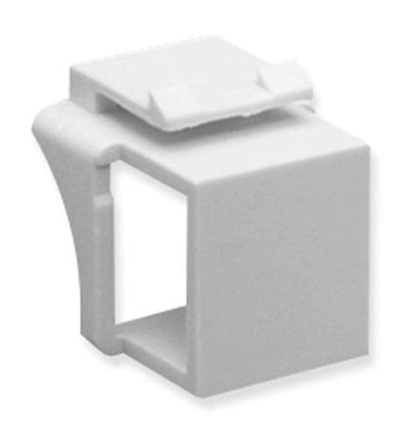 ICC ICC-INSERT-WH IC107BN0WH - BlankModConnect 10PK WHITE - Peazz.com