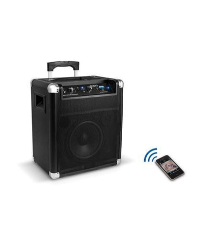 ION ION-BLOCK-ROCKER-BLUETOOTH Portable Speaker for iPhone w/bluetooth - Peazz.com