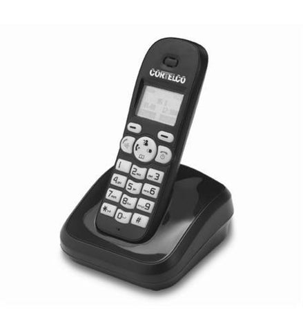 Cortelco ITT-8012 DECT 1.9 Ghz Technology - Peazz.com