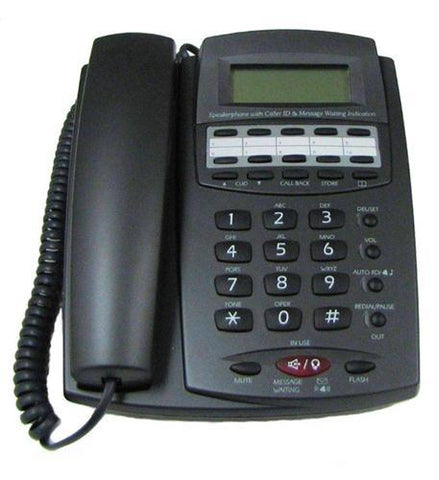 Cortelco ITT-8782 Caller ID Feature Telephone - Peazz.com
