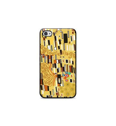 JWIN JV-iCC759YEL Klimt, Chic Hardshell iPhone 4 Case Yell - Peazz.com