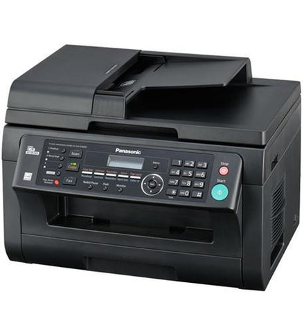 Panasonic Consumer KX-MB2030 4-in-1 Laser Printer, Scanner, Fax, LAN - Peazz.com