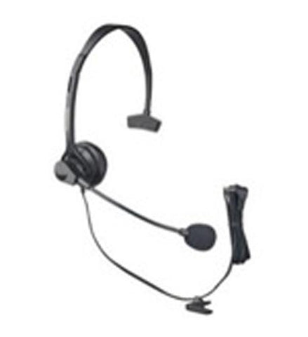 Panasonic Consumer KX-TCA400 Panasonic Over the Head Headset - Peazz.com