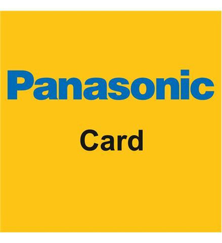 Panasonic Business Telephones KX-TD198 Remote Card For KX-TD816-4 - Peazz.com