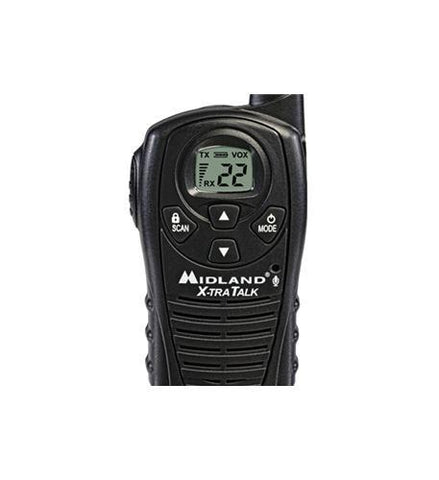 MIDLAND RADIO MID-LXT118 GMRS 2-Way Radio (Up to 18 miles) - Peazz.com