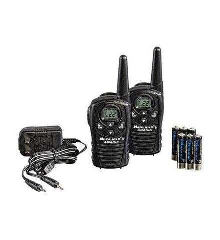 MIDLAND RADIO MID-LXT118VP GMRS 2-Way Radio (Up to 18 Miles) - Peazz.com