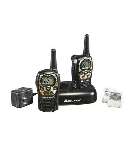 MIDLAND RADIO MID-LXT535VP3 GMRS 2-Way Radio (Up to 24 miles) - Peazz.com