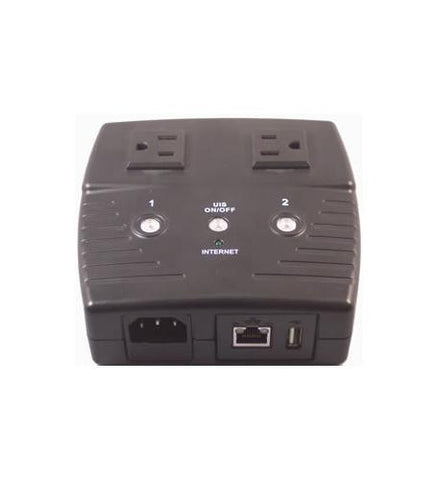 Multi-Link ML-IP4000 Two Outlet Remote AC-Power Controller - Peazz.com