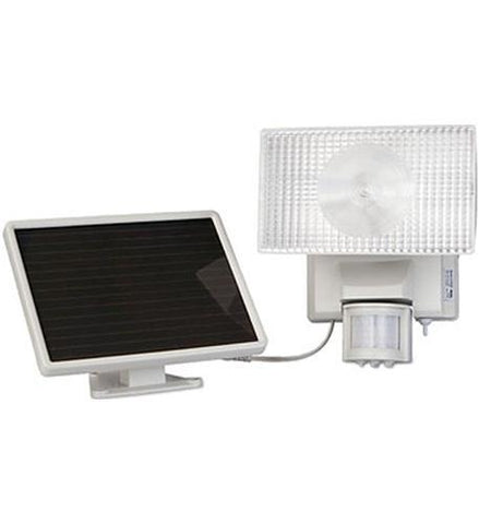 MAXSA Innovations MXS-40220 Solar-Powered 10Watt Security Floodlight - Peazz.com