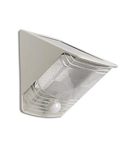 MAXSA Innovations MXS-40235 LED Solar-Power Motion-Activ Wedge Light - Peazz.com