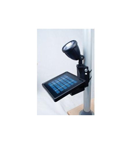 MAXSA Innovations MXS-40334 Solar LED Flag Light - Peazz.com