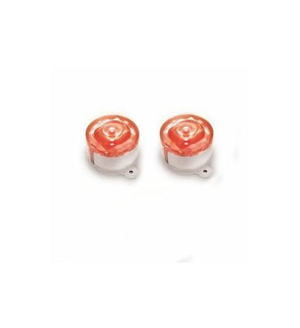 MAXSA Innovations MXS-47777 Red Solar Marker Lights - 2 PK - Peazz.com