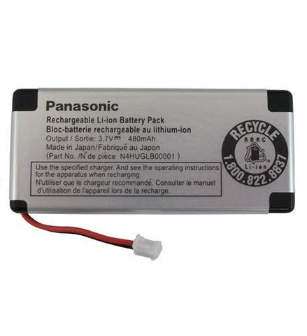 Panasonic Business Telephones N4HUGLB00001 Battery For KX-TD7690 - Peazz.com
