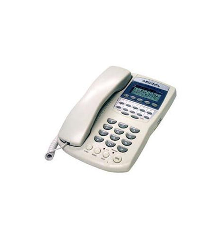 Northwestern Bell NWB-76510-1 Feature phone with CID/MWL WHI - Peazz.com