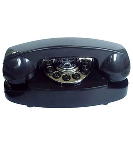Paramount PMT-PRINCESS-BK Princess 1959 Decorator Phone BLACK - Peazz.com