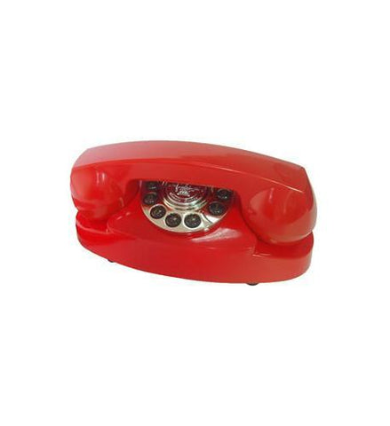 Paramount PMT-PRINCESS-RD Princess 1959 Decorator Phone - Red - Peazz.com