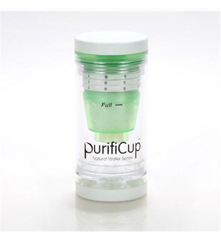 PurifiCup PUR-2203 PurifiCup® Portable Natural Water Purifi - Peazz.com
