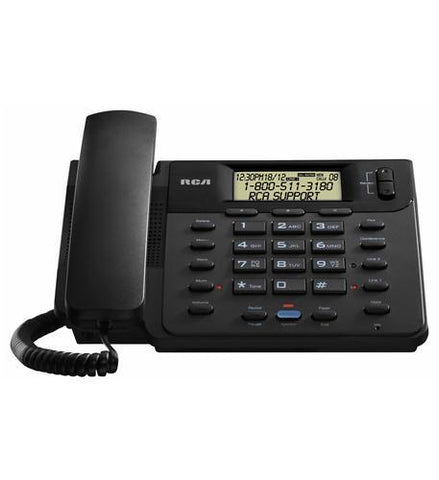 Telefield N.A. RCA-25201RE1 2-Line Speakerphone - Peazz.com