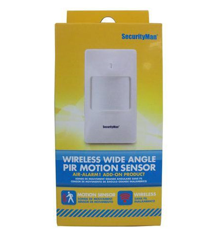 MACE GROUP SEC-SM-80 Wireless PIR motion sensor for SEC-AIR-A - Peazz.com