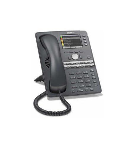 Snom SNO-760 HiRes Color Dis 12 btn Gigabit Phone2795 - Peazz.com
