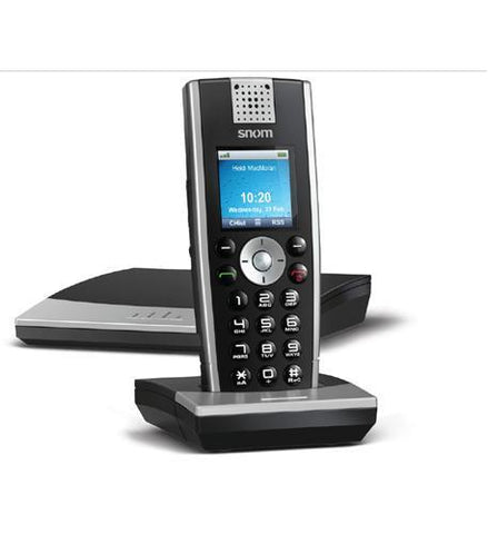 Snom SNO-M9R 3098 M9R w/base station one handset - Peazz.com
