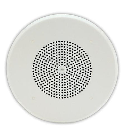 "VALCOM VC-V-1020C 1Watt 1Way 8"" Ceiling Speaker - Peazz.com"