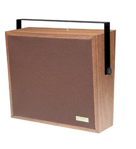 VALCOM VC-V-1027C 1W/1Way Bi-Direct Speaker, Dark Brown - Peazz.com