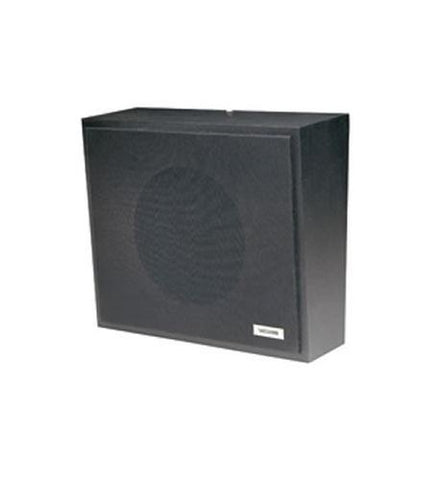 VALCOM VC-V-1061-BK Talkback Wall Speaker - Black - Peazz.com