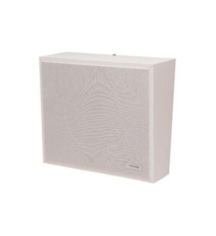 VALCOM VC-V-1061-WH Talkback Wall Speaker - White - Peazz.com