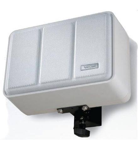 VALCOM VC-V-1440WH Monitor Speaker -White - Peazz.com