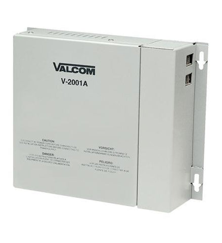 VALCOM VC-V-2001A Page Control - 1 Zone 1Way Enhanced - Peazz.com