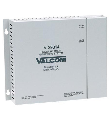VALCOM VC-V-2901A Door Answer Device - Single - Peazz.com
