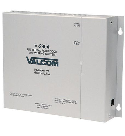 VALCOM VC-V-2904 Door Answer Device -4Door - Peazz.com