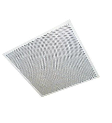 VALCOM VC-V-9028 Lay-In Ceiling Speaker w/ Backbox 2' x 2 - Peazz.com