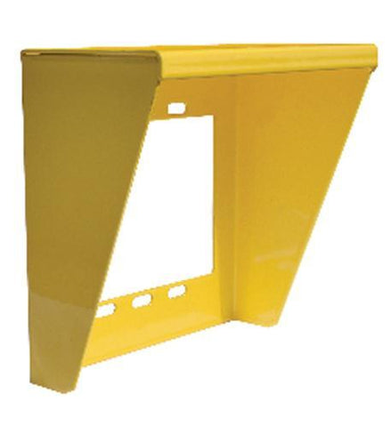 VALCOM VC-V-9910-YEL Doorbox Weather Guard, Yellow - Peazz.com