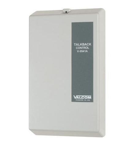 VALCOM VC-V-9941A Valcom One-Zone Talkback Control Unit - Peazz.com