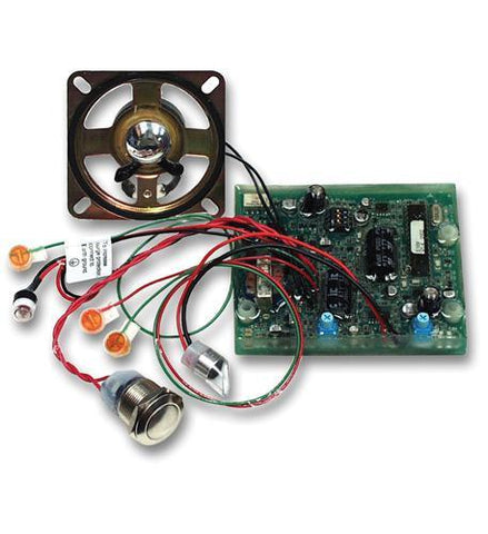 Viking Electronics VK-E-1600-50A E-1600A Parts Kit without Chassis - Peazz.com