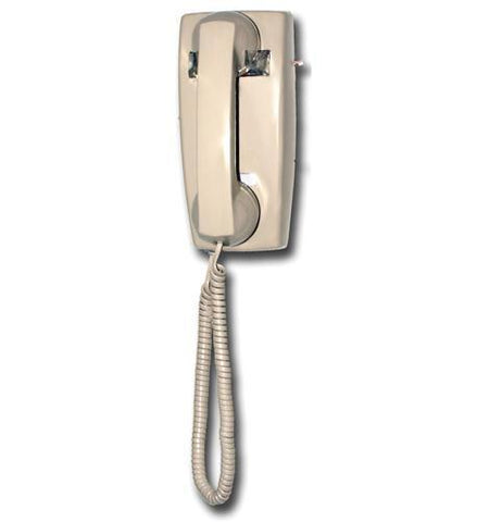 Viking Electronics VK-K-1900W-2ASH Viking Hot Line Wall Phone - Ash - Peazz.com
