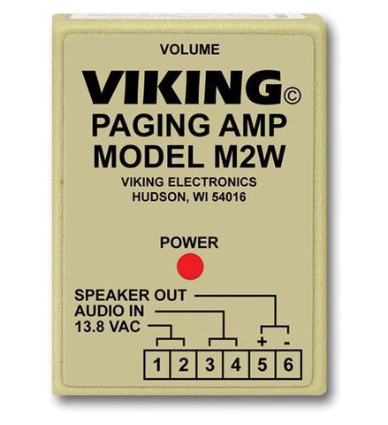 Viking Electronics VK-M2W Viking Loud Call Announce and Ringing - Peazz.com