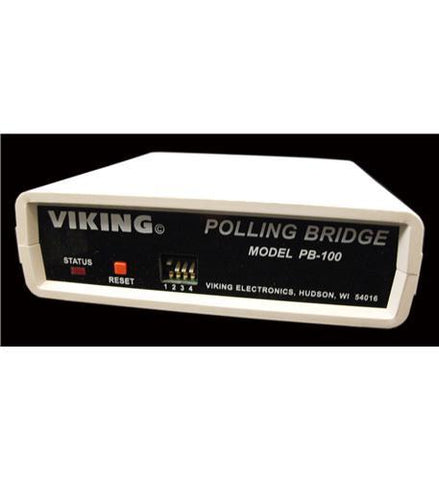 Viking Electronics VK-PB-100 Polling/Diagnostics Kit - ADA Phones - Peazz.com