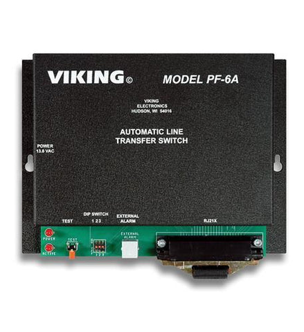 Viking Electronics VK-PF-6A Power Fail Switch or Ground to - Peazz.com