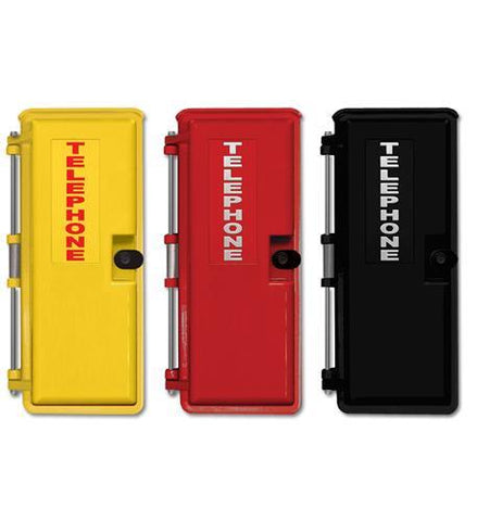 Viking Electronics VK-VE-9X20R Red Viking Weatherproof Enclosure - Peazz.com