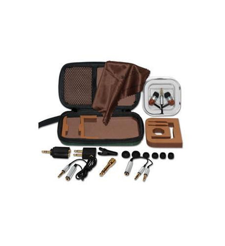 Southern Audio Services WOO-IESW100TK Classic Woodees Travel Kit - Peazz.com