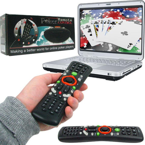 Trademark Commerce 10-15871 Poker Remote Control - Controller Dual Model - Peazz.com