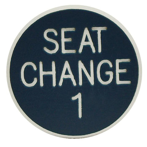 Trademark Poker 10-1Stsc 1St Seat Change Button - Peazz.com