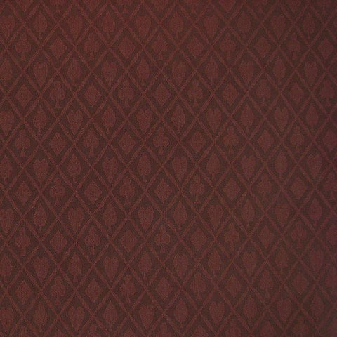 Trademark Commerce 10-7770burg-3 Stalwart Table Clotht Suited Burgundy - Waterproof - 3 Yds - Peazz.com