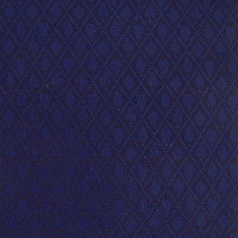 Trademark Commerce 10-7770ryl-3 Stalwart Table Clotht Suited Royal Blue- Waterproof - 3 Yds - Peazz.com