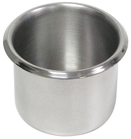 Trademark Poker 10-Cupss Stainless Steel Cup Holder - Peazz.com