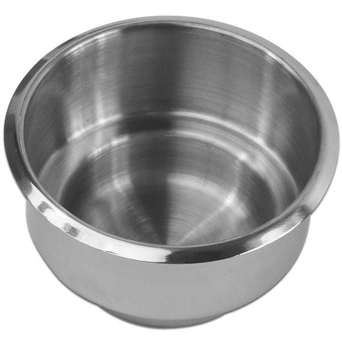 Trademark Poker 10-Dh2S Dual Size Jumbo Stainless Steel Cupholder - Peazz.com